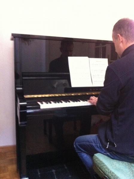cours de piano à Eguilles - école de musique chant et solfège